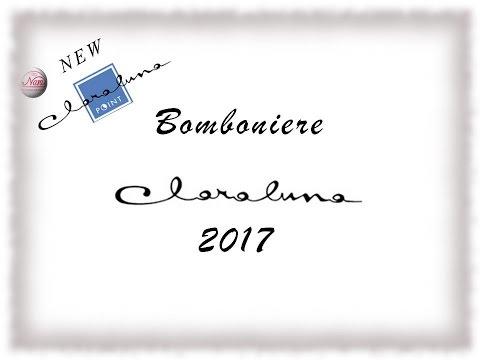 Bomboniere Claraluna 2017