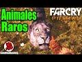 Farcry Primal | Animales Raros | Localización