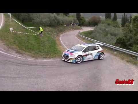 33 ° Rally 2 Valli 2015 - Crash Hoelbling-Grassi E Mix Passaggi