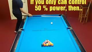 8-ball tips, strategy and the mental part!