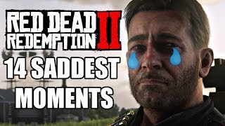 14 Saddest Stories And Moments In Red Dead Redemption 2 That Will Make You Cry