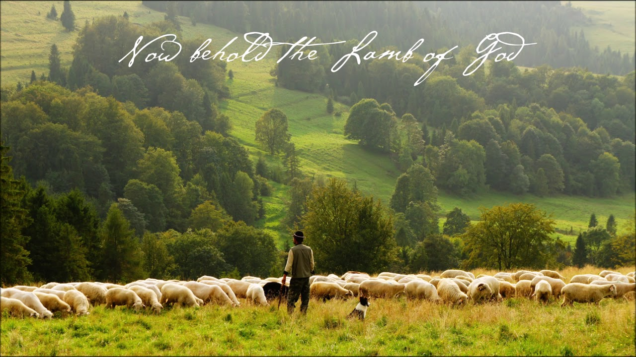 A Hymn: Lamb of God (Composizione originale, accompagnamento di pianoforte) - Diana Amati