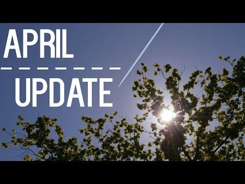 Ich bin auf einem Poetry Slam! und mein letzter Schultag: April Update #22