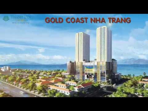 Căn Hộ Gold Coast Nha Trang 2 PN Full Nội Thất