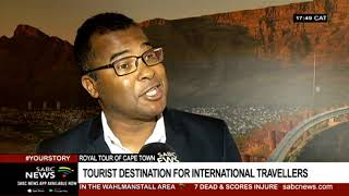 Royal visit to Cape Town to boost tourism