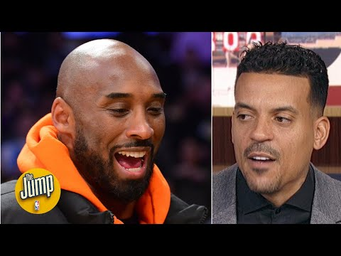 Kobe once surprised Matt Barnes' kids with a private hoops workout on their birthday | The Jump