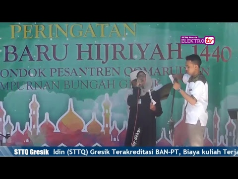 Peringatan Tahun Baru Hijriyah 1440 Yayasan Pondok Pesantren Qomaruddin Gresik