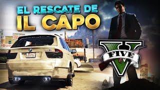 EL RESCATE DE IL CAPO (LA COSA NOSTRA) | GTA V Roleplay ft Luken, Lauta y Laster