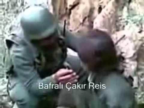 Yakalanan PKK'lı Bakın Nasıl Korkudan 2,5 Atıyor