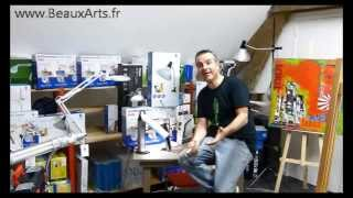 Test et présentation de matériel pour l'Atelier : Lampes Daylight
