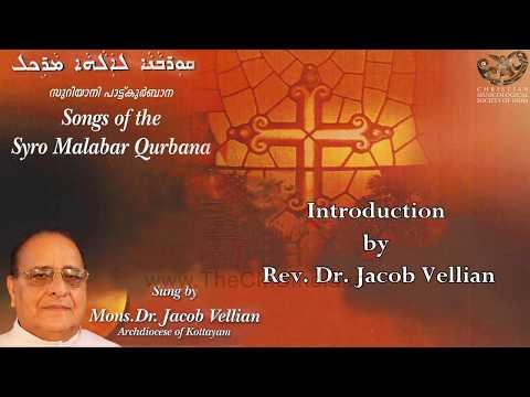 Aramaic Project-80. solemn sung Qurbana (Syriac). Msgr. Jacob Vellian