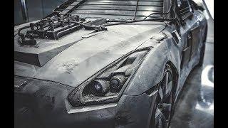 SR Auto Group built a Liberty Walk GTR for the movie Elysium featur...