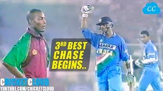 INDvWI 3rd Best Run Chase Ever | High Scoring Thriller !!