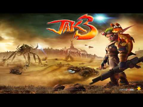 Jak 3 [OST] #25: Dark Maker Ship