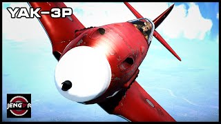 The Yak LIMIT is REAL! Yak-3P - USSR - War Thunder Review!