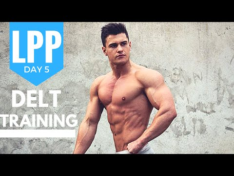 Rob Lipsett's LPP Day 5: Build Mass With The OHP