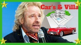 ✪ Thomas Gottschalk's car collection ► NEW Villa - Malibu, Kalifornien