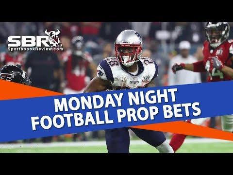 NFL Betting | Week 14 MNF Prop Pick: James White