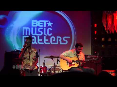 BET Music Matters Showcase - Devin Tracy
