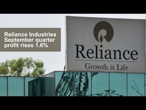 RIL net profit up 4.5% on higher refining margins