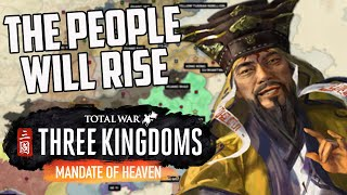 This Might Be The Best Total War Expansion In Years (Three Kingdoms Mandate of Heaven)