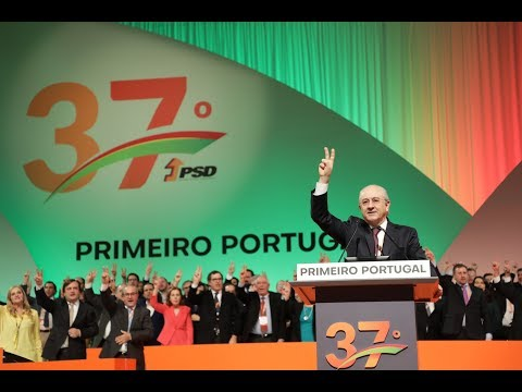 37º Congresso PSD - Discurso de encerramento de Rui Rio
