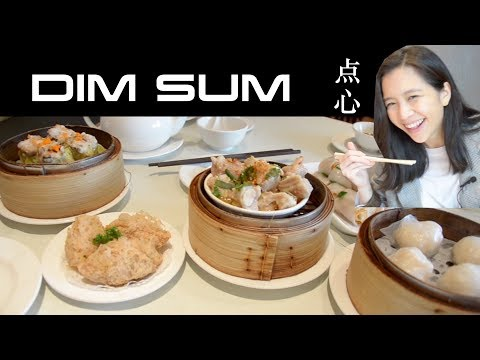 Traditional Dim Sum Approved By Chinese People --TOP 5 Dim Sum In North America Part3