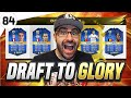 WTF IS THIS DRAFT GLITCH! - DRAFT TO GLORY - FIFA 16 ULTIMATE TEAM #84