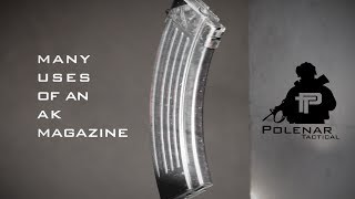 Many Uses of an AK Magazine | Polenar Tactical