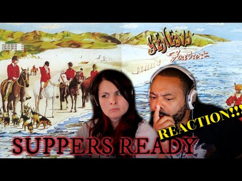 GENESIS- Suppers Ready Reaction!!!