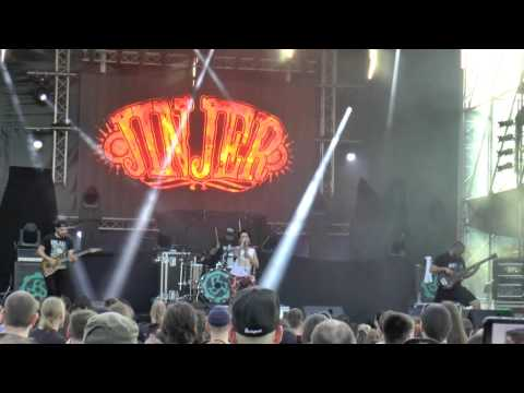 Jinjer: 2016.06.30 Trivium Support - Barba Negra Track, Budapest HUN (teljes koncert / full show)