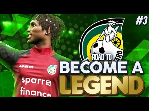 ROAD TO BECOME A LEGEND! PES 2019 #3 |