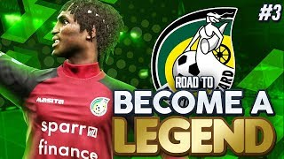 "ROAD TO BECOME A LEGEND! PES 2019 #3 | ""BACK FROM INJURY!"""