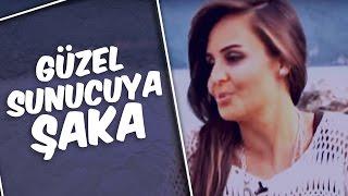 Mustafa Karadeniz | Güzel Sunucuya Şaka
