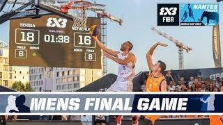 Serbia vs. Netherlands - Final - Full Game - FIBA 3x3 World Cup 2017