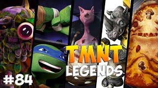 Черепашки-Ниндзя: Легенды. Прохождение #84  FINAL Bosses (TMNT Legends IOS Gameplay 2016