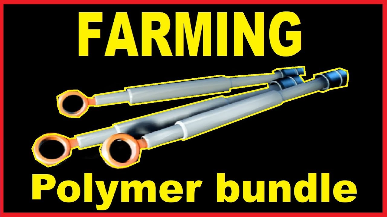 How To Farm Polymer Bundle In Warframe Best Place For Polymer Bundle Farm Youtube