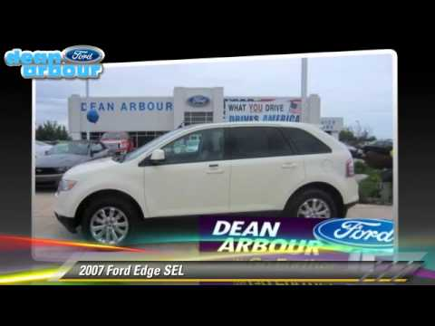2007 Ford Edge Sel West Branch Youtube