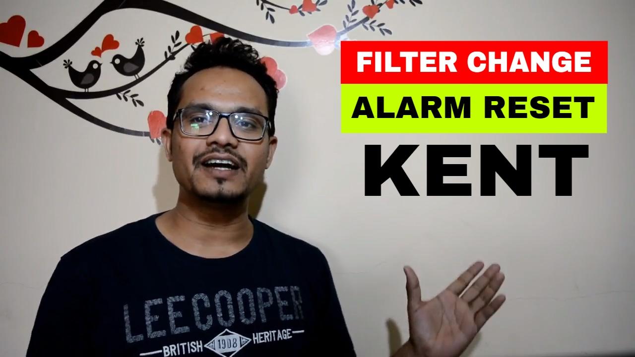 Kent Filter Change Alarm Reset How To Youtube Aro Ballast Wiring Diagram