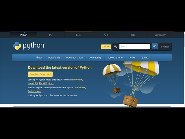 How to install python package and use IDLE to write and execute python programs by Mahesh Huddar