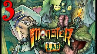 Let's play - Monster Lab [Wii] | Objectif 100% | L'électro-trace #3