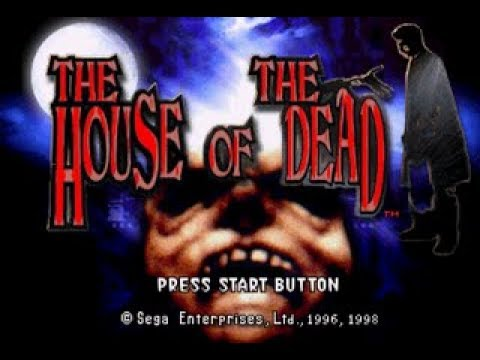 Saturn Longplay [053] The House of the Dead