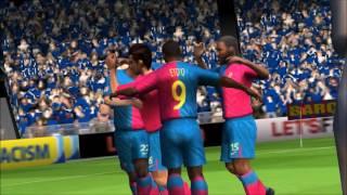 FIFA 09 PSP Gameplay HD