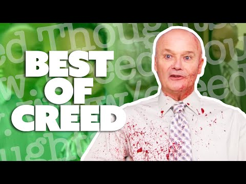 Best of Creed Bratton - The Office US | Comedy Bites