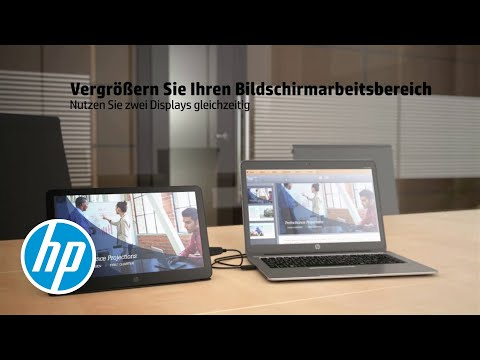 Ein Business Display für Unterwegs | HP EliteDisplay S140u