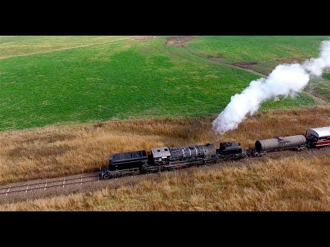 Creighton Steam Train Aloe Festival