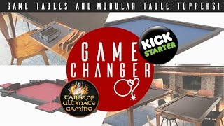 GameChanger Gaming Tables