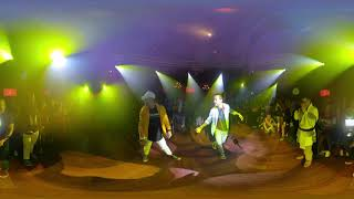 LATIN SWAG Dance Performance 360° VR Video At THE SALSA ROOM