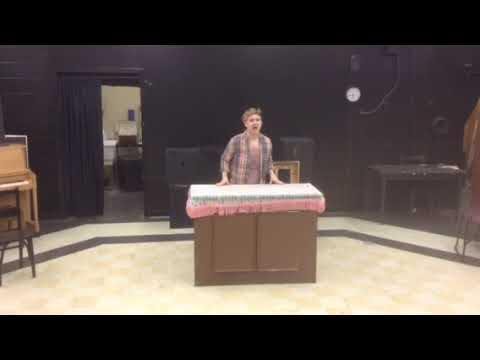 Rocky Horror Show Frank N' Furter Audition