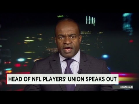 Exclusive: Head of NFL Players Union, September 20, 2014 - CNN  - xjfeTo8RQqQ -